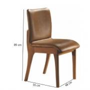 Conjunto Mesa de Jantar Alice Com 8  Cadeiras Bella